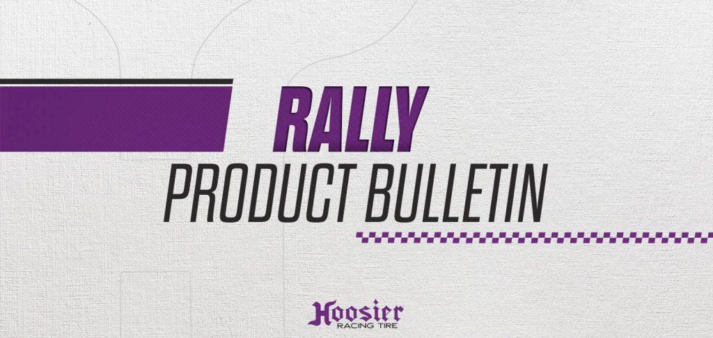 Hoosier Rally Bulletin