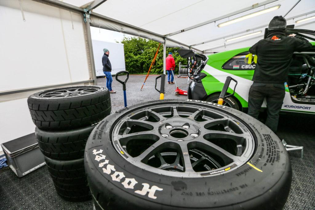 European Rally-tarmac Tires