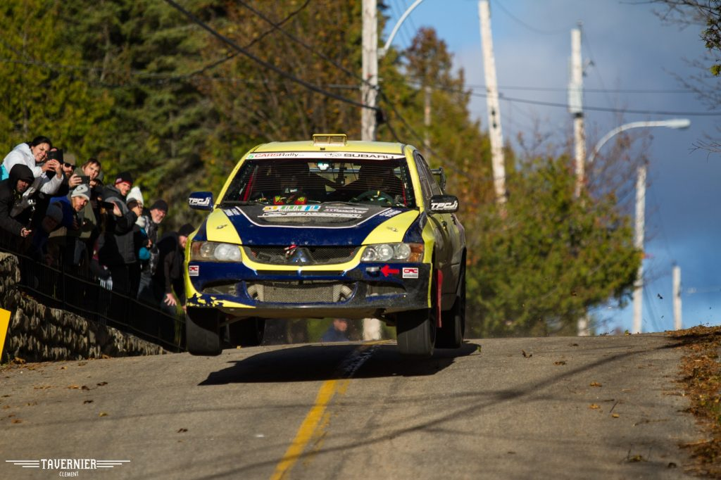 Hoosier Tarmac Rally tires Canada
